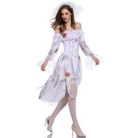 Ghost Bride Costume