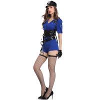 Halloween Cop Costume