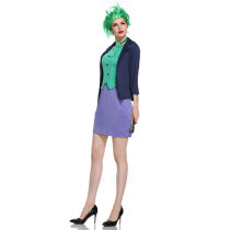 Sexy Adult Teacher Role Play Costume Office Cosplay Costume