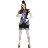 Gothic Halloween Costume