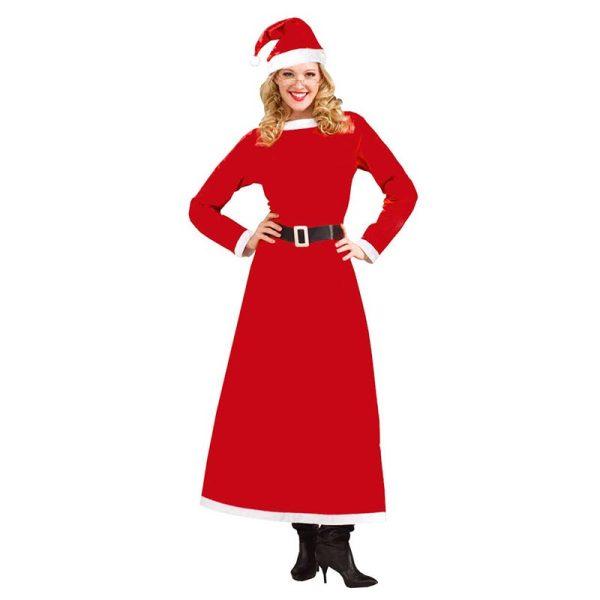 Women's Simply Mrs. Santa Claus Christmas