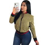 Zipper Women Jacket