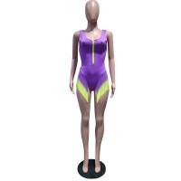 Sleeveless Tassel Swimsuit