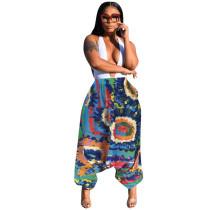 African Harem Pants