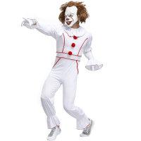 Men's Dancing Sewer Clown Costume