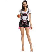 Flirty Lederhosen Adult Costume
