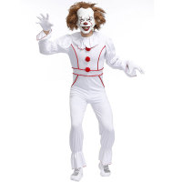 Men's Dancing Sewer Clown Costume