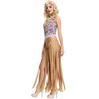 Women's Sexy Hippie Costume