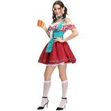 Women's Bavarian Bar Maid Costume