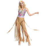 Women's Sexy Hippie Costume