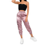 Casual Pocket Drawstring Sport Pants