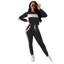 Casual Women's Two Piece Suit