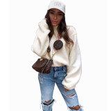 Winter Fleece Blouse