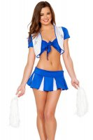 Exclusive Spirit Squad Cheerleader Costume L1495