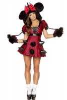 Rebel Mouse Dress L1033