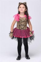 Girls Halloween Performance Costume L15292