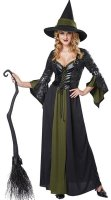 Womens Classic Witch Costume 15282