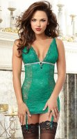 Emerald Jewel Lingerie Set L28043-4