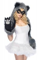 Raccoon Hood TY913