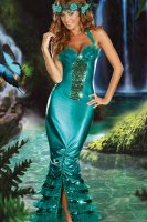 Sexy Sea Siren Costume L1323