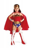 Justice League  Comics Wonder Child  Costume L15291