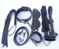 Black Sexy Accessories TY050