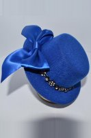 Bowknot Mini Hat With Rhinestone TY901-1