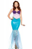 Disney Princess Undersea Ariel Adult Costume L1403