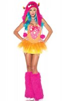 Exclusive Tutu Tootsie Monster Costume L1336