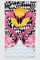 Flamingo Towel Pink