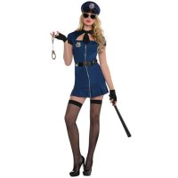Adult Bad Cop Costume 15524