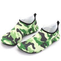 Camouflage Beach Swim Shoes 0813-2