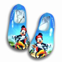 Mickey Printed Lovely Kids Beach Shoes 0807-2