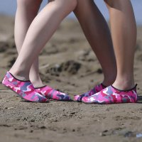 Camouflage Beach Swim Shoes 0813-1