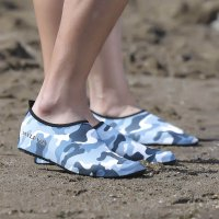 Camouflage Beach Swim Shoes 0813-4