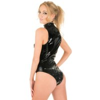 Women's Bodies in PVC Black 60816