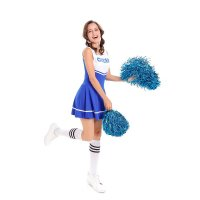 High School Cheerleader Costume 1017