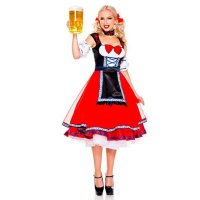 Oktoberfest Beer Girl costume 1032-2