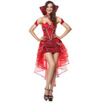 The Queen Vampire Costumes 1054