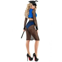 Naughty Net Cop Costume