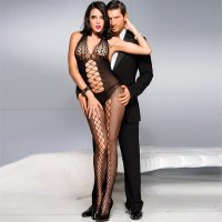 Honeycomb Bust Bodystocking