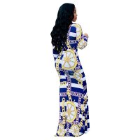 'La Marina  Maxi Dress (Navy)