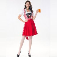Cosplay Oktoberfest Beer Girl Costumes