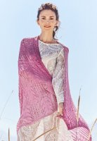 Knitted Beach Shawl Sarong Beach Cover Up