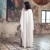 Chiffon Embroidered Beach Robes