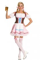 Bavarian Beer Girl Costume L1411