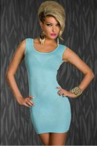 Sleeveless Sexy Mini Dress L2098-2