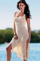 Split Handmade Long Beach Dress L51374-2
