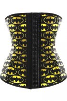 Batman Printed Latex Waist Trainer L42643