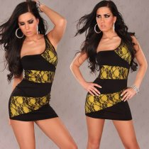 Plus Size Party Minidress P2398-2